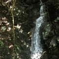 富幕山に出来た滝