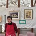 Photos: 押し花展