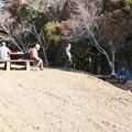 Photos: 今朝の富幕山山頂