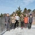 写真: 富幕山今朝のメンバー