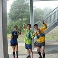 Photos: 今朝富幕山に登って来たトレランの若い衆2018年7月28日(土)7時15分