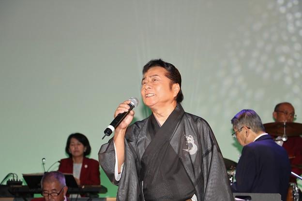 第14回 絆めぐみ会 生バンド、平賀丈太郎ストーンミュジック浜北弘二 (クラウン レコード)