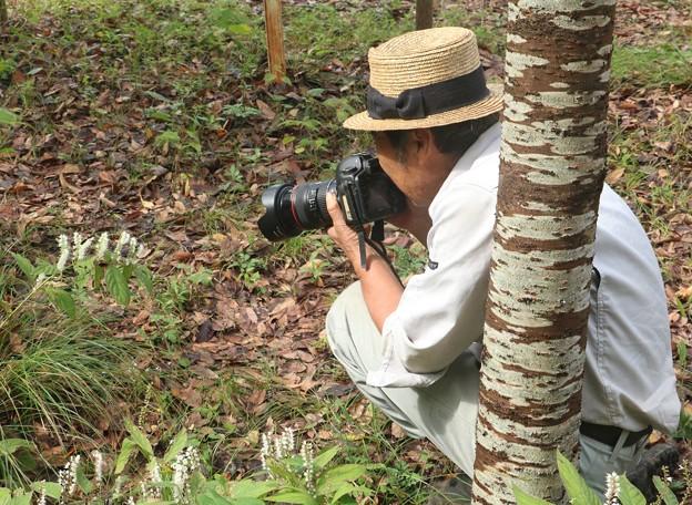 日本全国を車中泊して野草の写真を撮る安原修次さん