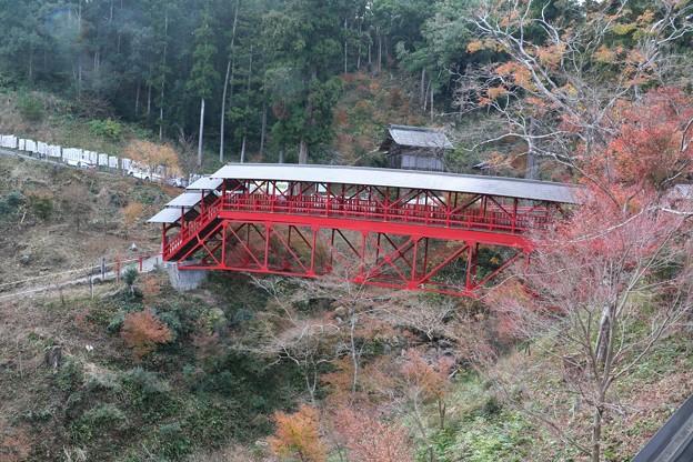奥山方広寺亀背橋(きはいきょう)