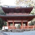 奥山方広寺赤門