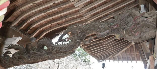 遠州袋井の名工 「鈴木八郎」作 降り竜