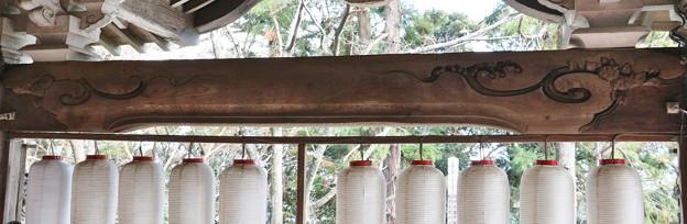 遠州の名工 「鈴木八郎」作 未完成の昇り竜と降り竜を結ぶ「梁、はり」