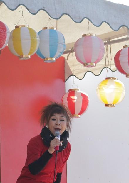 岩水寺(がんすいじ)星祭りゲスト松村和子さん
