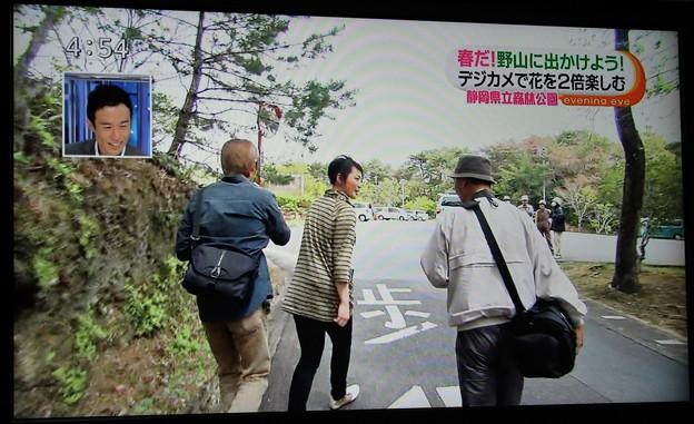以前SBS番テレビイブニングeye組で鉄崎幹人さんと小沼みのりさん☆トミーです。