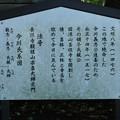 Photos: 今川義忠公の墓