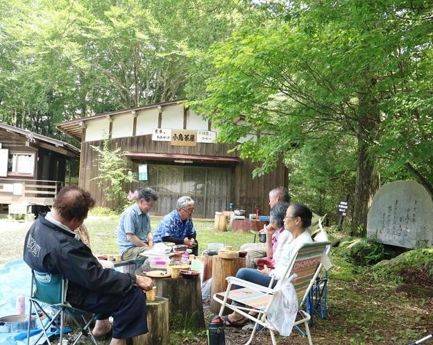 小鳥茶屋(売木)