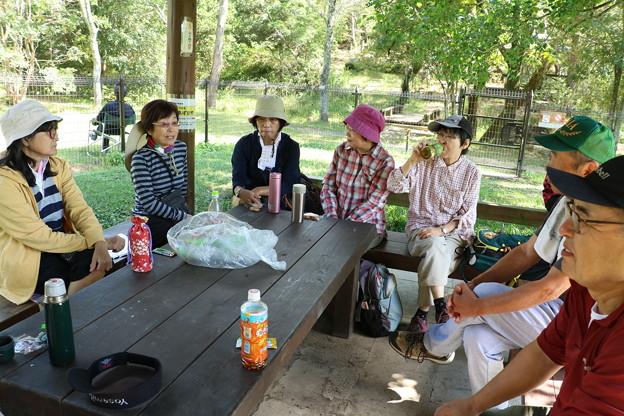 Photos: 那須高原バスハイクの話・・森林公園ウォーク旧山友とその仲間