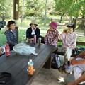 那須高原バスハイクの話・・森林公園ウォーク旧山友とその仲間