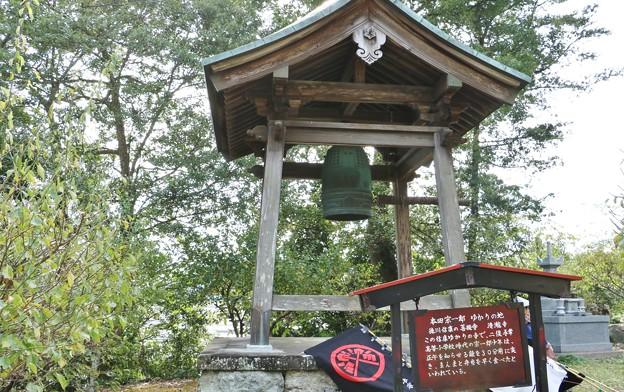 徳川家康の長男・松平信康は清瀧寺に安置されている