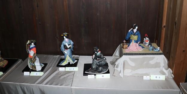 天竜産業観光まつり創作和紙人形