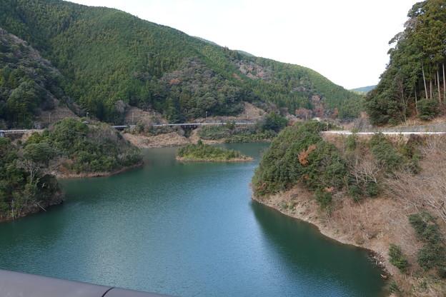 太田川ダム かわせみ湖