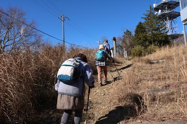Photos: 富幕山へ今日2回目登頂
