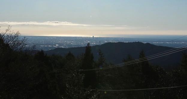 富幕山から浜松アクトタワー