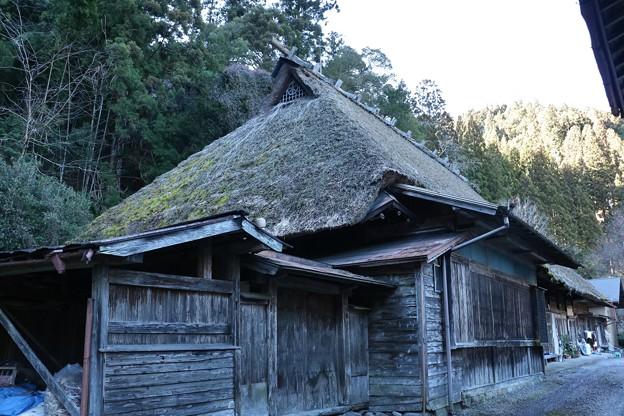 3百年前の豪農の屋敷「熊谷家、くまがいけ」