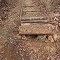 Photos: K)さんが直した階段の段差