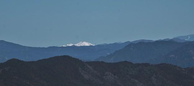 富幕山から御嶽山