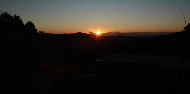 Photos: 今朝の日の出