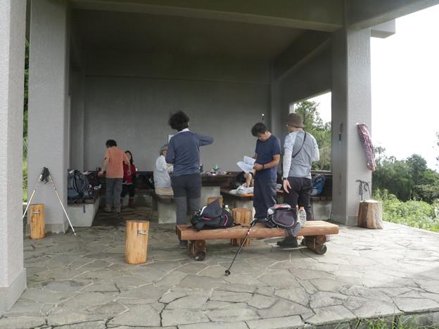 富幕山今朝のメンバー