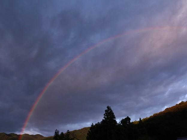 Photos: 今朝の虹