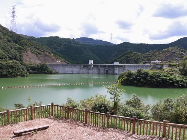 太田川ダム 「かわせみ湖」