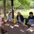Photos: 森林公園旧山友とその仲間