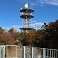 Photos: 富幕山休憩舎展望デッキ出来ていますが・・?