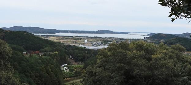 長楽寺の山名の由来光岩から浜名湖