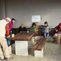 富幕山(1月3日)休憩舎