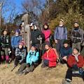 Photos: 富幕山へ(S)さん知り合いのグループがこれから尉ヶ峰へ行くと言っていました。