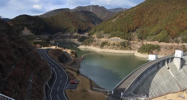 太田川ダム(かわせみこ)