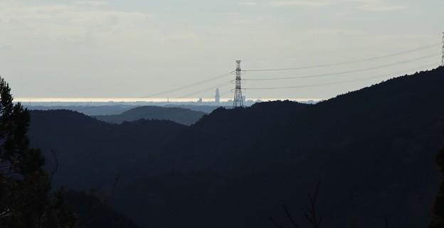 太田川ダムからアクトタワー