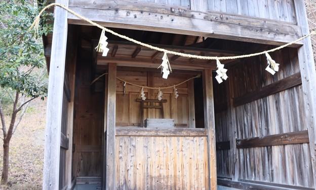 太田川ダム片吹の郷西宮天王八幡神社
