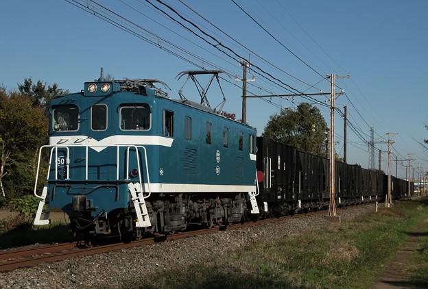 デキ507+貨車