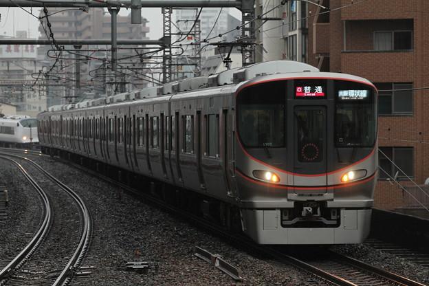 Photos: 323系 近モリLS07