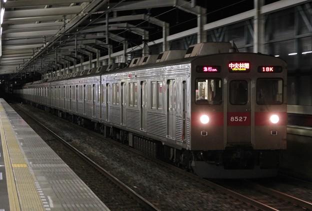 東急8627F