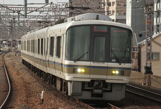 221系 NC605編成