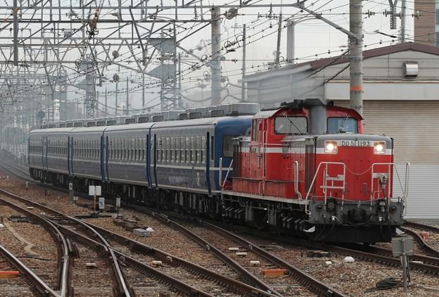 DD51 1193+12系