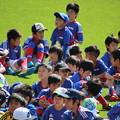 第53回 藤枝市少年サッカーリーグ戦 開会式