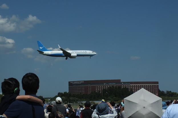 飛行機_成田 F2415