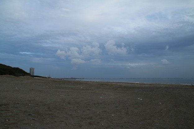 幕張の浜_千葉 D8268