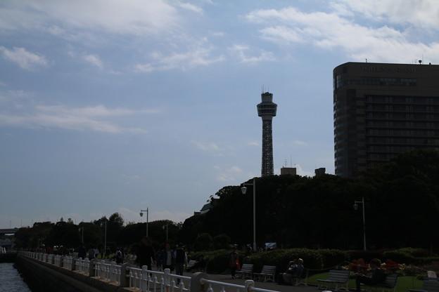 マリンタワー_横浜 D8789