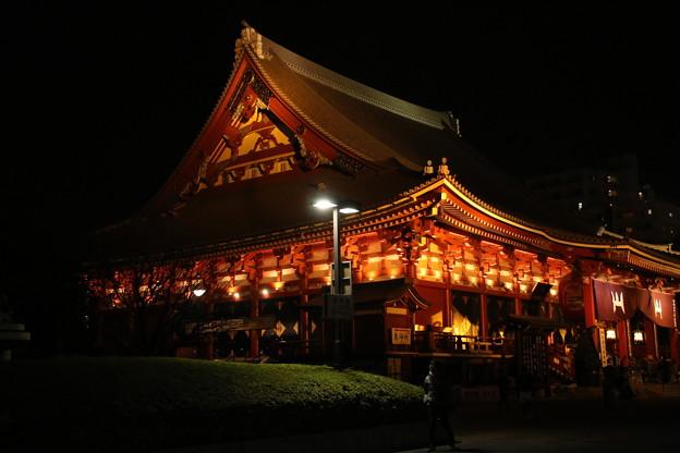 夜景_浅草 D9361