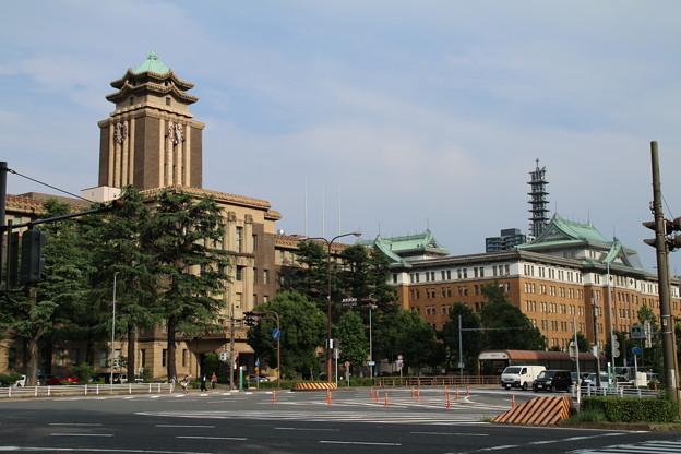 市役所と県庁_名古屋 D2332