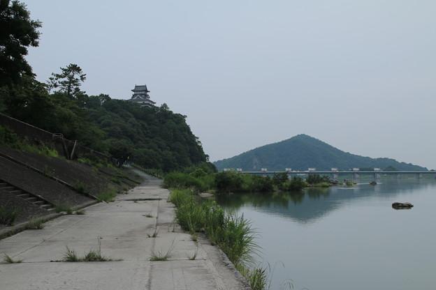 犬山城と_愛知 D2390