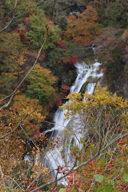 霧降の滝_日光 D4068
